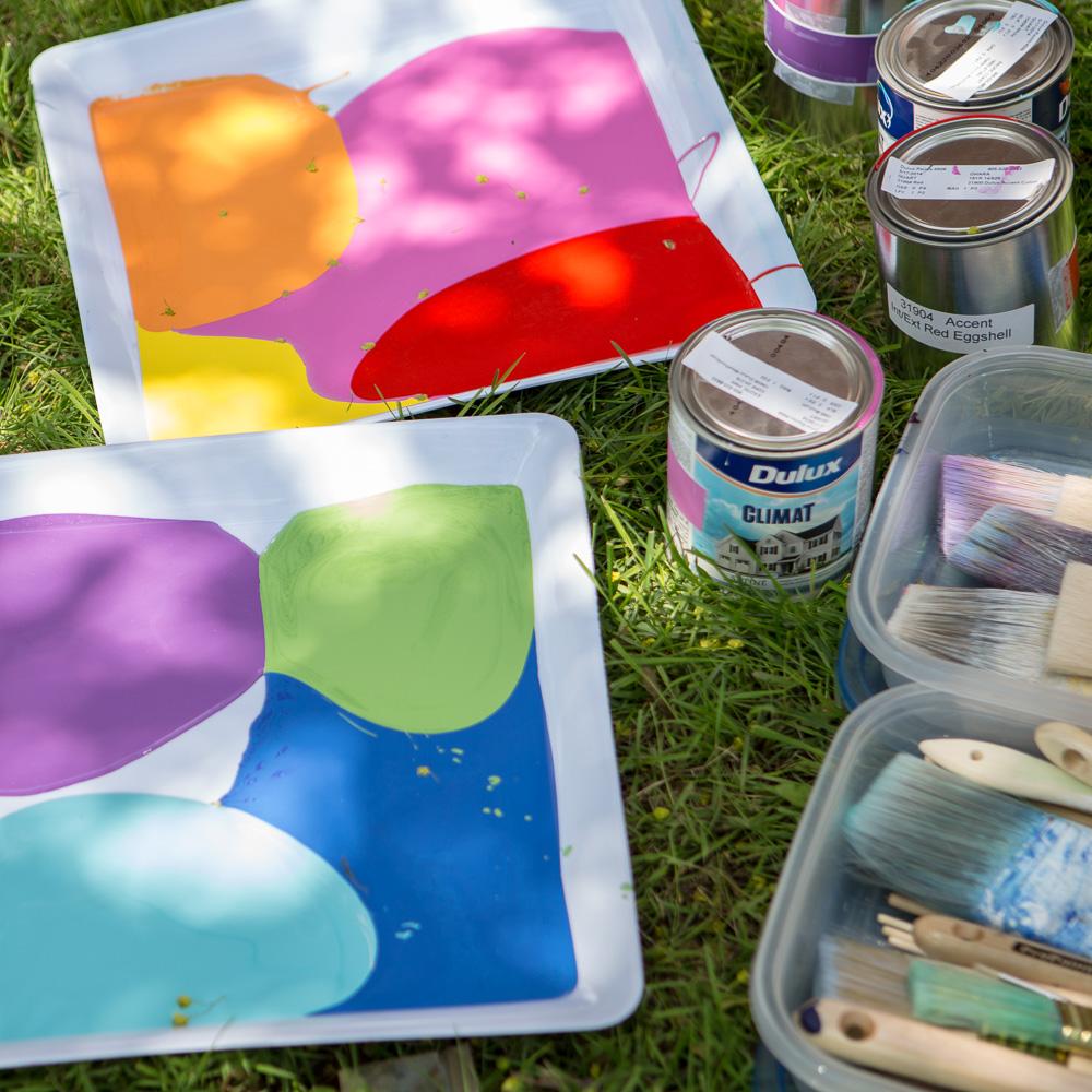 Soul Art Day Supplies