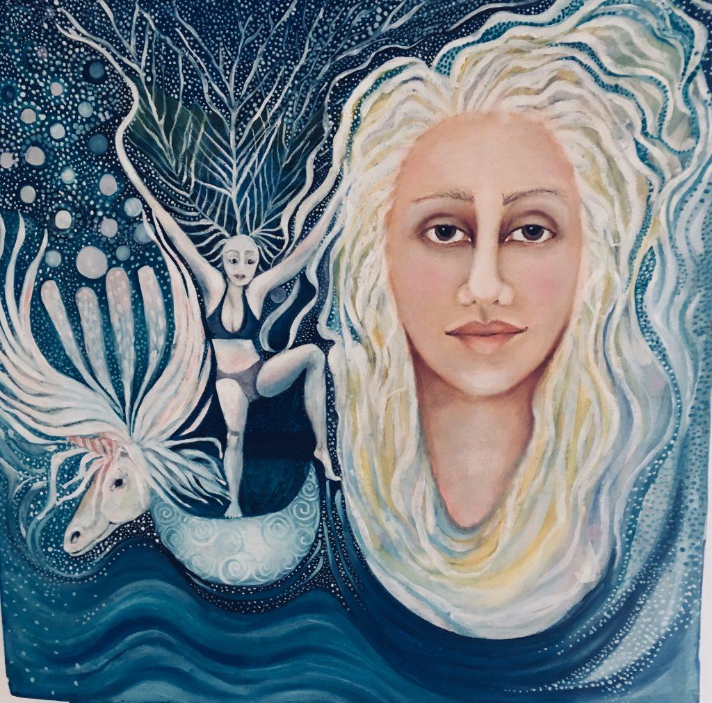 Zoda Przygoda's Soul Art