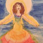 Soul Art by Natazha  Cumberbatch