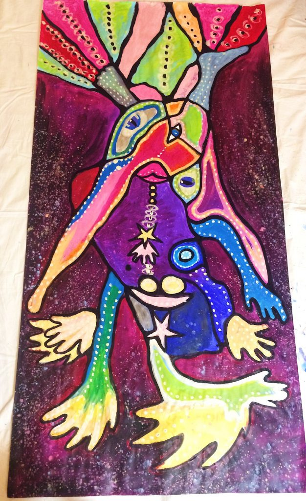 Nina Berzbach's Soul Art