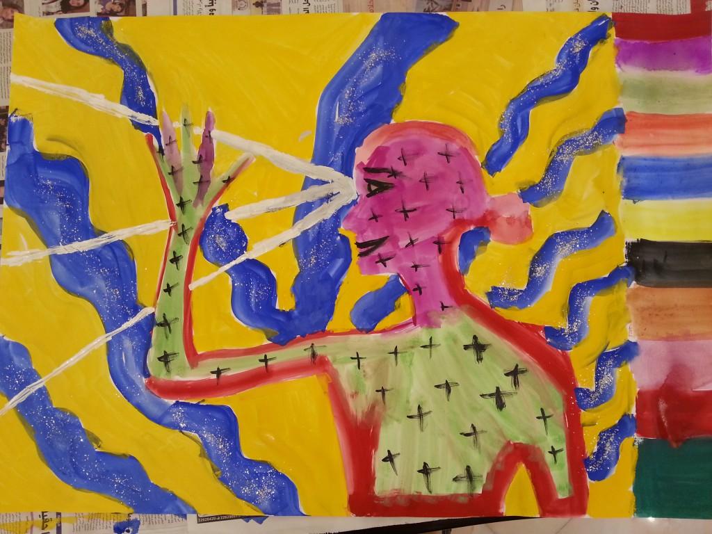 Hadeel Al Musallam's Soul Art