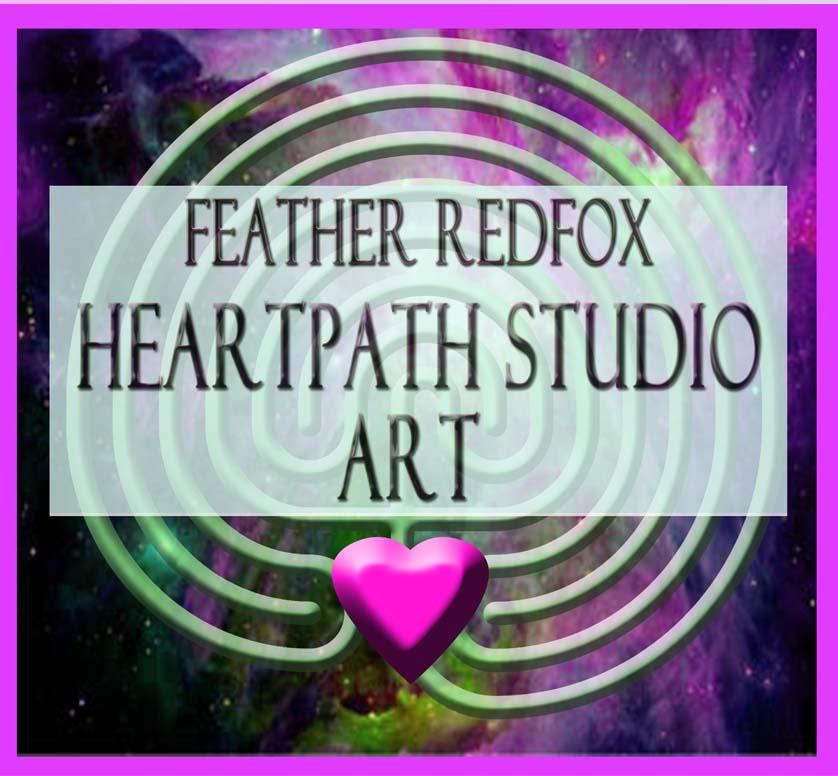 Feather Redfox & HeartPath Studio