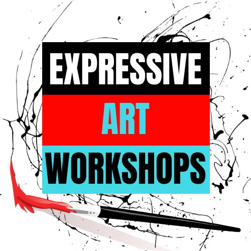 Expressive Art Workshops