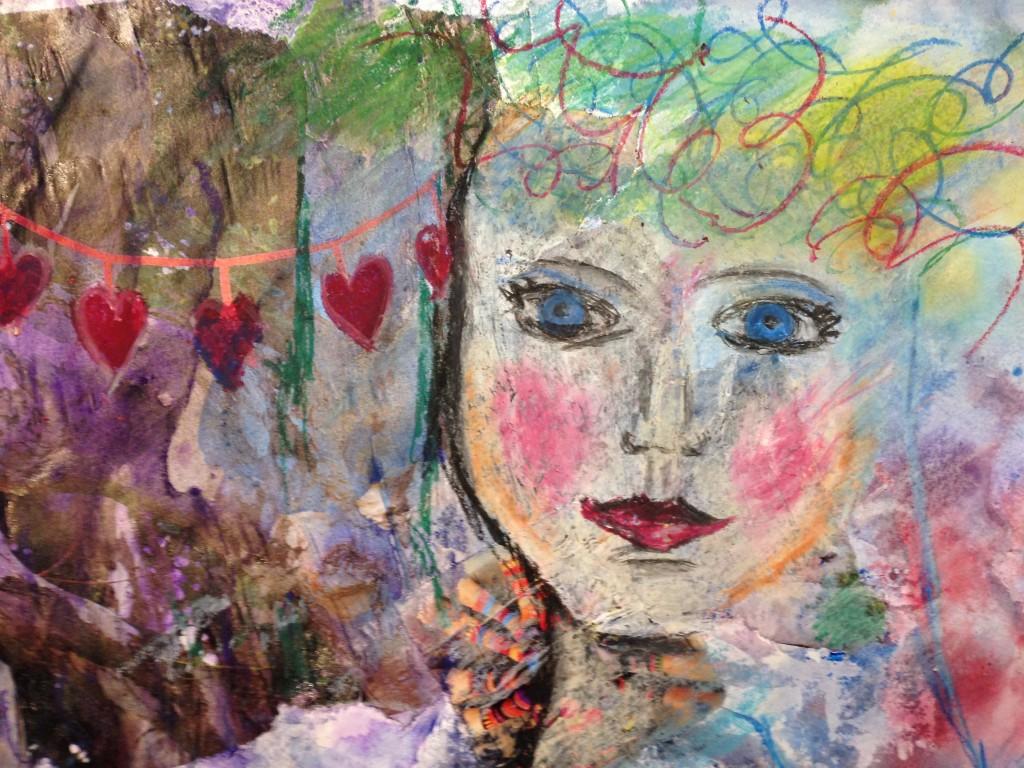 Bridget's Soul Art