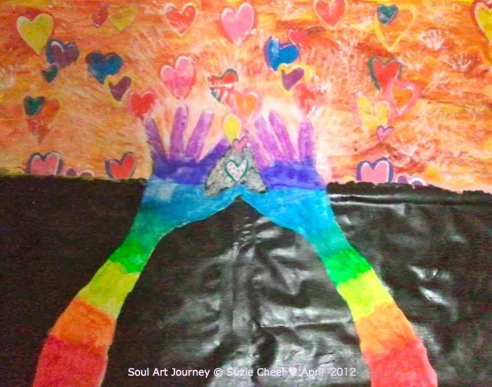 Suzie Cheel's Soul Art