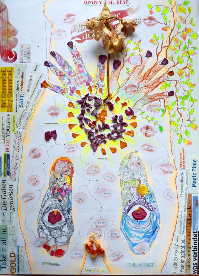 Antonia Wibke Heidelmann's Soul Art