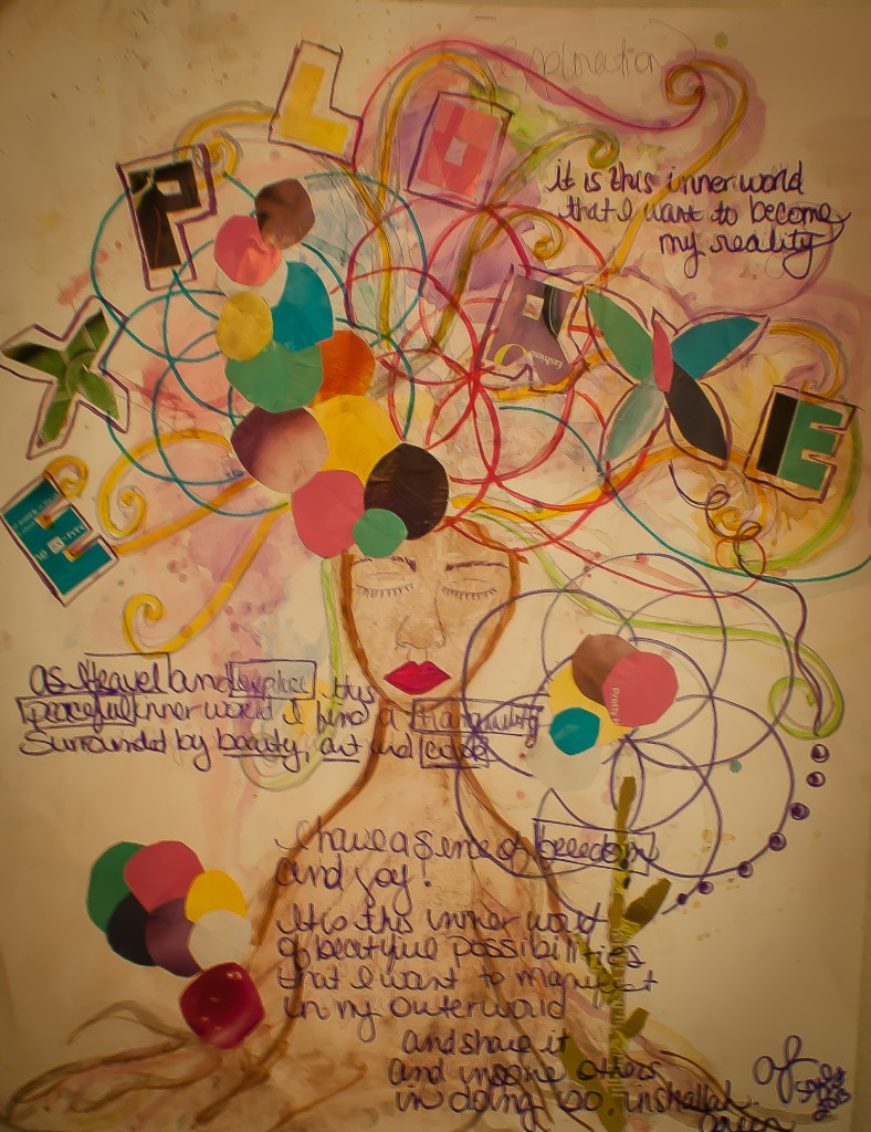 Aisha LaDon Abdul Rahman's Soul Art